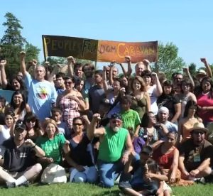 People's Freedom Caravan – Generation Justice