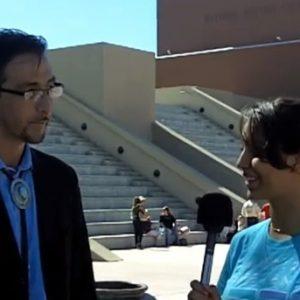 National Hispanic Cultural Center's 10 Year Celebration: Dr. Estevan Rael-Galvez [Video] – Generation Justice