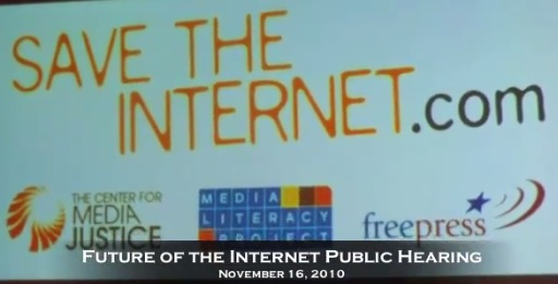 FCC Commissioner Discusses Net Neutrality – Generation Justice
