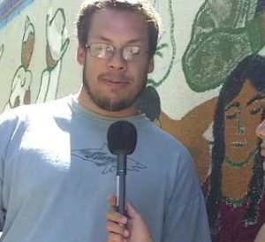 Interview with George Lujan: SWOP Youth Mural Project (Video) – Generation Justice