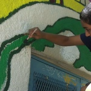 """""""Rewriting our Story"""": SWOP Community Youth Mural Project (Video) – Generation Justice"""