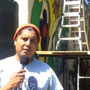 Joseph Stacey: SWOP Youth Mural Project (Video) – Generation Justice