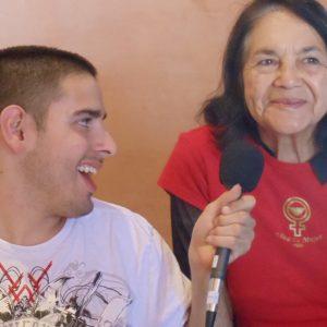 Victor Torres Interviews Dolores Huerta – Generation Justice