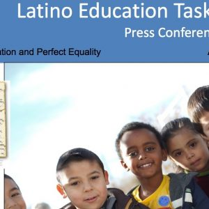 Generation Justice Presents: Latino Education Task Force [Blog] – Generation Justice