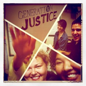 10.7.12 Education Month [Radio] – Generation Justice