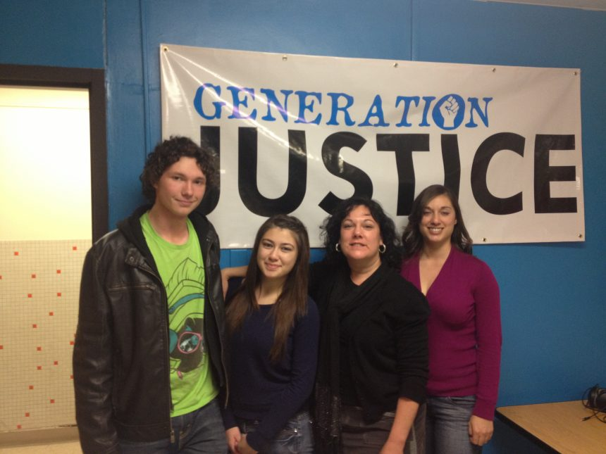 2.10.13 Youth Empowerment [Radio] – Generation Justice
