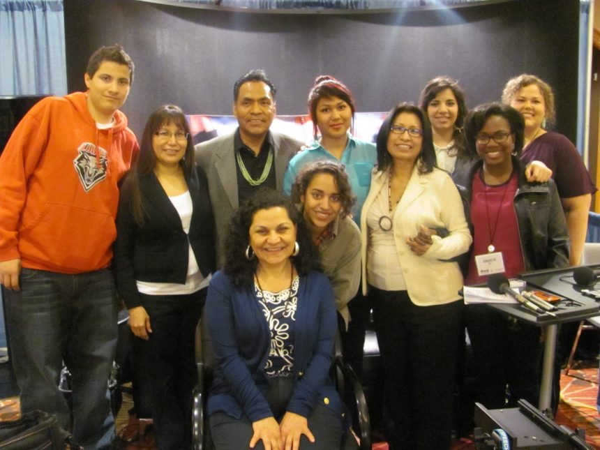 4.21.13 Native Media Reformers [Radio] – Generation Justice