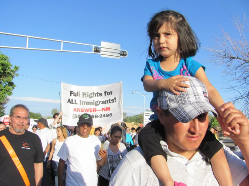 Immigration Reform & May Day March and Rally [Slideshow] – Generation Justice