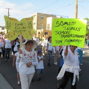 5.5.13 Immigration Reform Rally [Radio] – Generation Justice