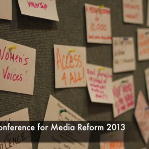 Generation Justice Speaks with Michael Copps and Todd O'Boyle at NCMR 2013 [Video] – Generation Justice