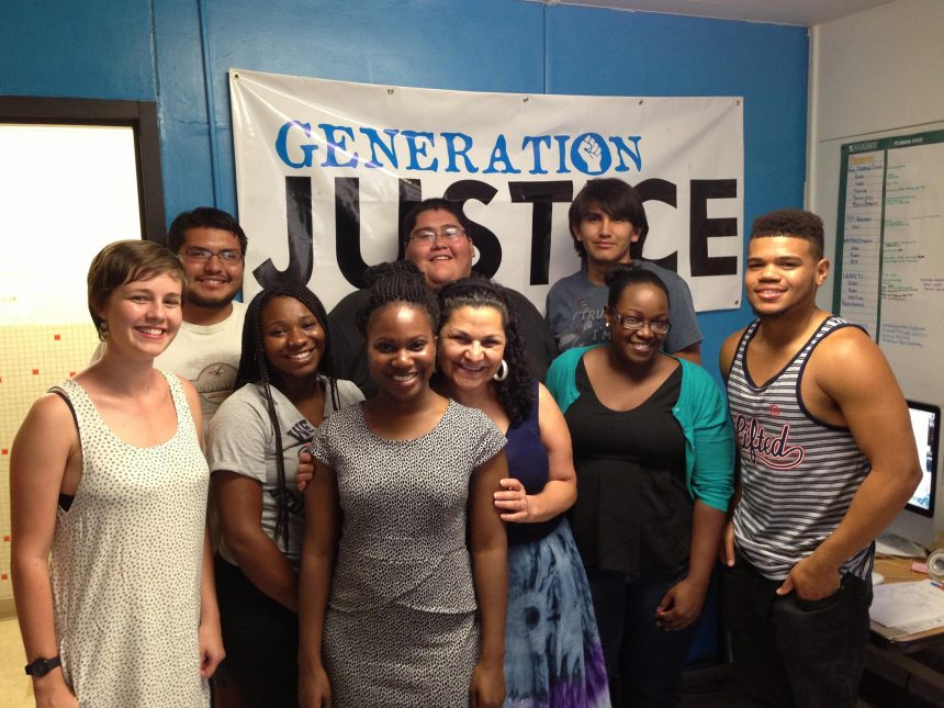 8.4.13 Generation Justice Alumni Show [Radio] – Generation Justice