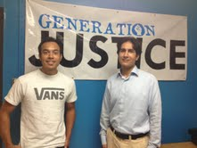 9.29.13 Welcome Rashad and Alden! [Radio] – Generation Justice