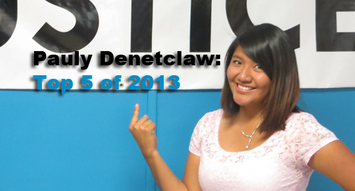Top 5 of 2013: Pauly Denetclaw – Generation Justice