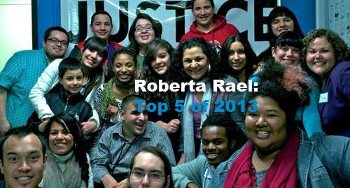 Top 5 of 2013: Roberta Rael – Generation Justice