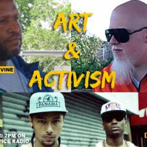 3.2.14 Art and Activism [Radio] – Generation Justice