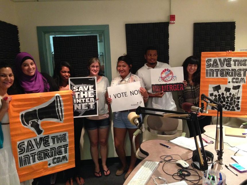 6.29.14 Free Press and Georgetown Journalism [Radio] – Generation Justice