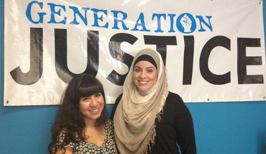 7.13.14 Welcome Chantel and Christina! [Radio] – Generation Justice