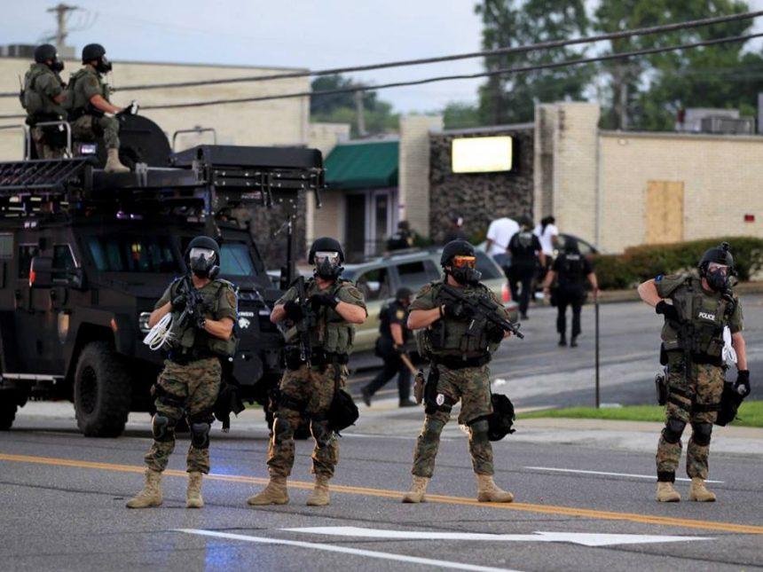 8.24.14 – Police Militarization [Radio] – Generation Justice