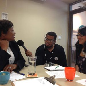 8.10.14 – La June Montgomery Tabron & YES! Interns [Radio] – Generation Justice