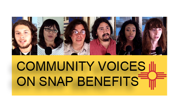 Community Voices on SNAP Benefits [Video] – Generation Justice