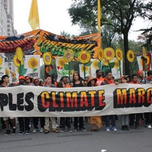 9.28.14 – People's Climate March [Radio] – Generation Justice