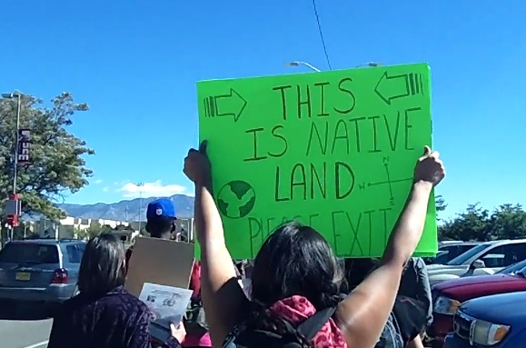 Indigenous Peoples Tour of UNM [Video] – Generation Justice