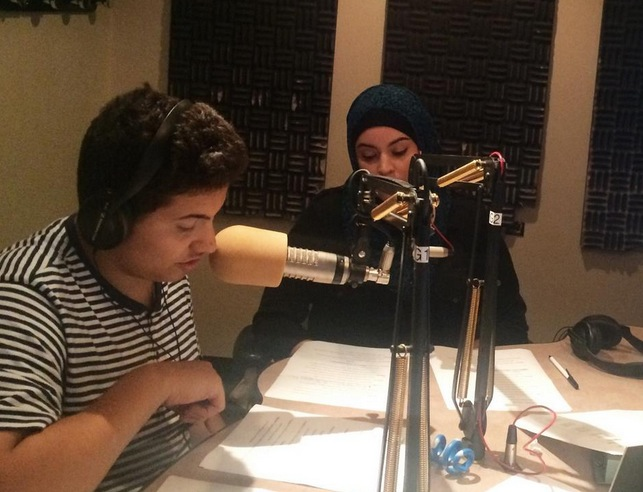 Radio Experience: My First Time Hosting! – Generation Justice