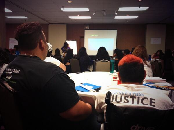 YES! A convening for Change! – Generation Justice
