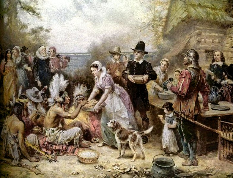 The Multiple Meanings of Thanksgiving – Generation Justice