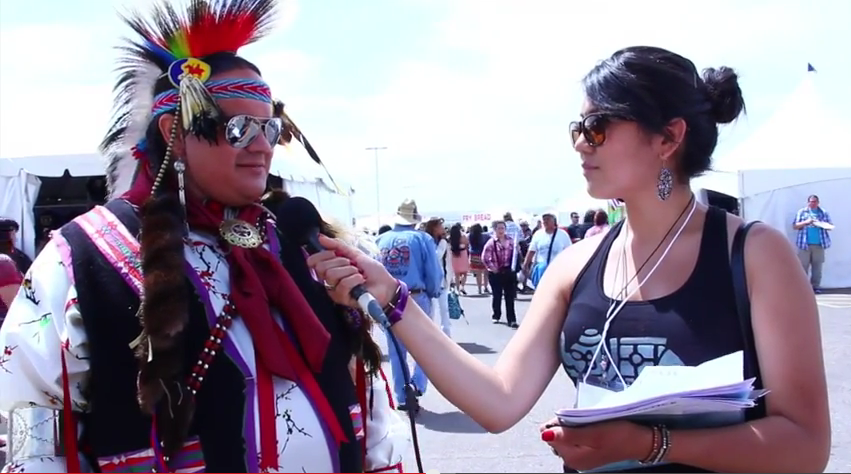 Generation Justice at the Gathering of Nations [Video] – Generation Justice