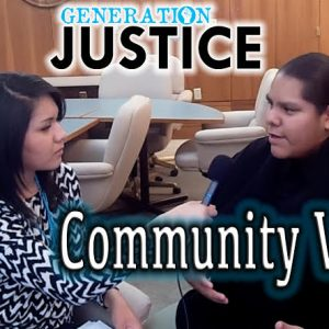 GJ Community Voices: Youth at the Legislature – Generation Justice