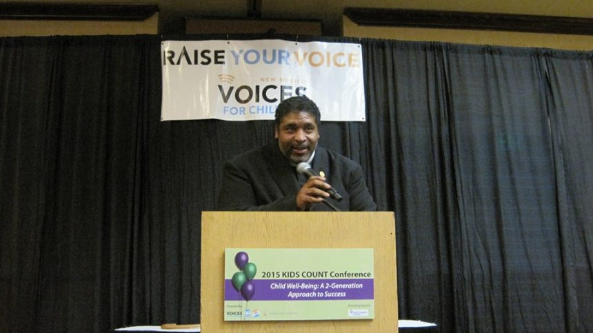 7.19.15 -Dr. William Barber II (NM Voices For Children) – Generation Justice