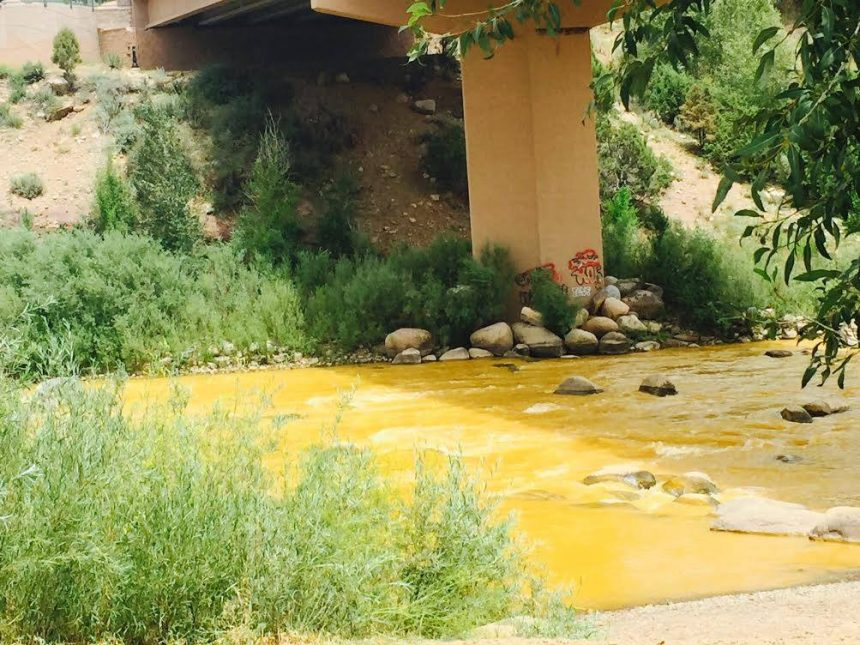 8.23.15 The Gold King Mine Spill – Generation Justice