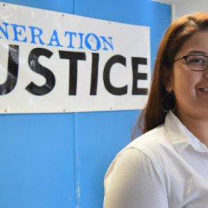 An Open Letter to My Donors – Generation Justice