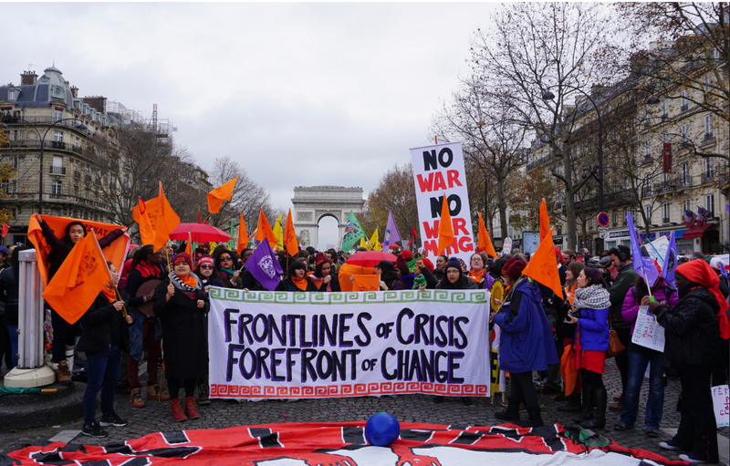 4.25.16 – Earth Day, #COP21 And Climate Change – Generation Justice