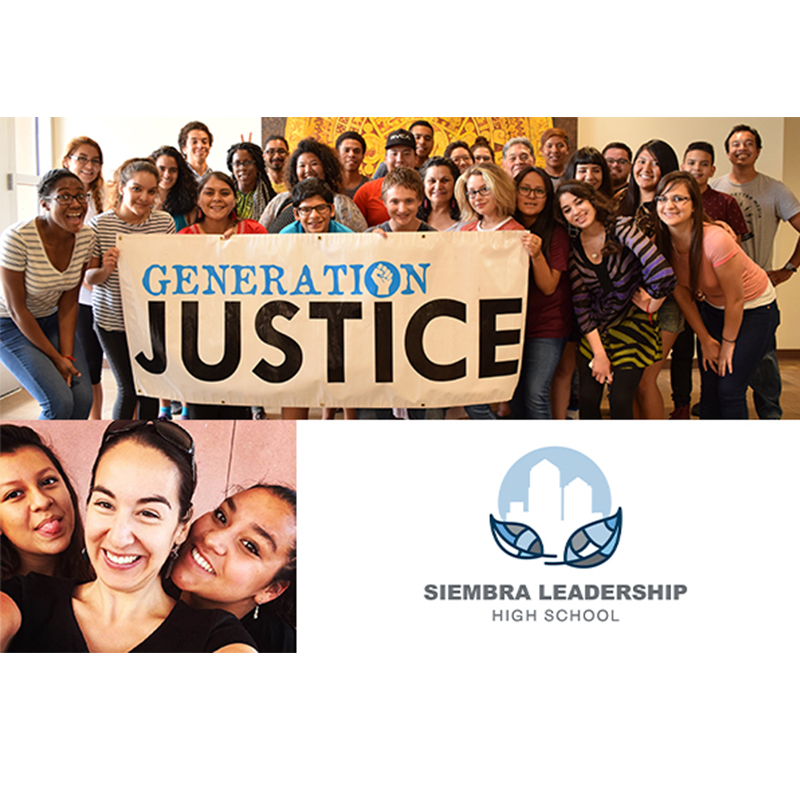 8.21.16 – Youth Producers & Entrepreneurs – Generation Justice