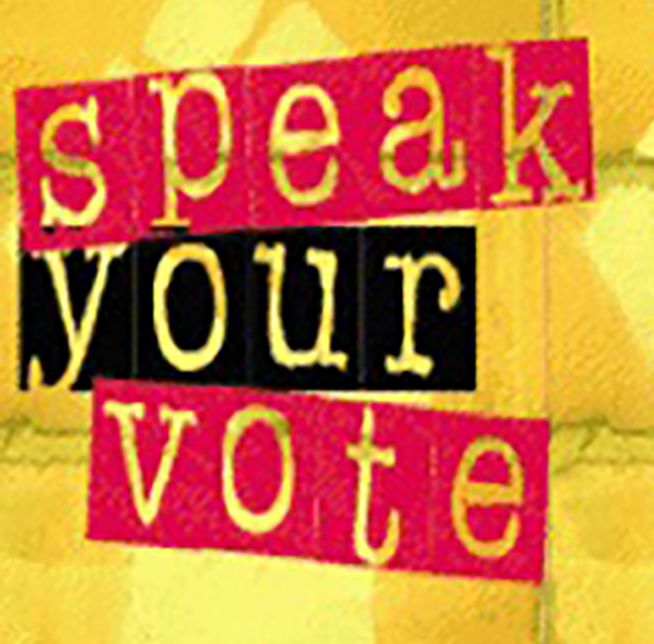 Speak Your Vote