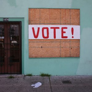 When You Vote, You're Speaking Up – Generation Justice