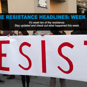 Resistance Headlines: Week 11