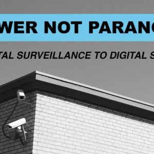 11.5.17: Power Not Paranoia
