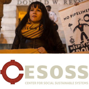 10.15.18 Center for Social Sustainable System (CESSOS)