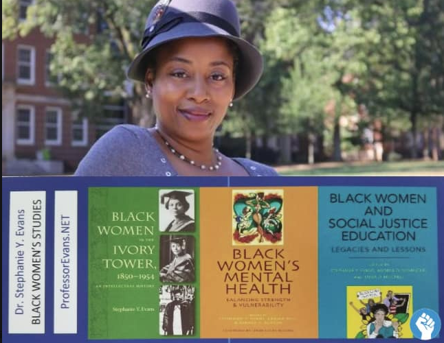 4.7.19 – Dr. Stephanie Evans: Africana Studies & Institutional Wellness