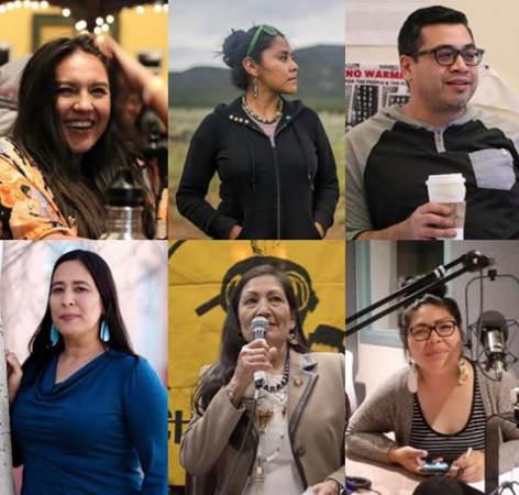 4.21.19 -Climate Justice: An Indigenous-led Discussion
