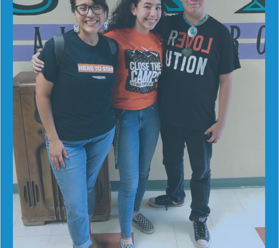8.25.19 Youth Voice in Action: Close the Camps Report Back