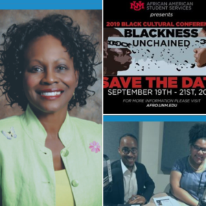 9.1.19 – Sherri Burr & 2019 Black Cultural Conference