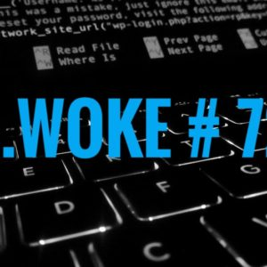 e.Woke # 72: Keep your friends close, but your (tech) enemies closer