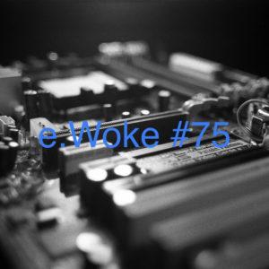 e.Woke #75: Data Mining My Data?